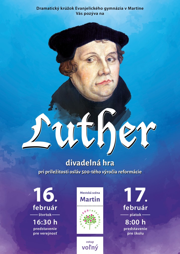 Luther hra
