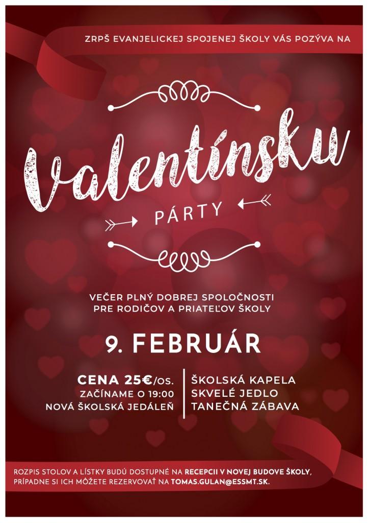 Valentinska PARTY-2018